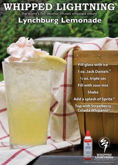 Lynchburg Lemonade ▬ Please visit my Facebook page at: www.facebook.com/jolly.ollie.77