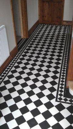 Victorian Floor Tile Cambridge