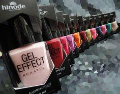 Esmalte em Gel italianos - Variedades de cores Secagem Rápida Queratina p Hidratar a Unha Brilho sem uso de extra brilho