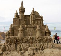 Inspiratie voor een indrukwekkend zandkasteel | 7Days - dé weekkrant voor jongeren
