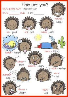 maori resources you can make for children School Resources, Teaching Resources, Teaching Ideas, Waitangi Day, Explanation Writing, Maori Words, Feelings Chart, Maori Designs, Maori Art