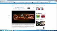 Download Rockstar Social Club v1.1.5.8 and v1.1.6.8  To Play GTA 5