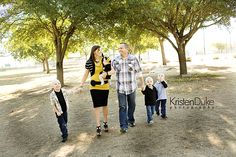 Family Love~ affection for yellow - Capturing Joy with Kristen Duke