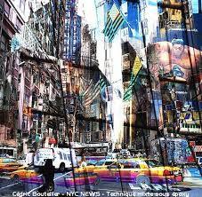 """Résultat de recherche d'images pour """"CÉDRIC BOUTEILLER"""" Art Plastique, Les Oeuvres, Times Square, Street View, Images, Travel, Basque Country, Radiation Exposure, Urban"""