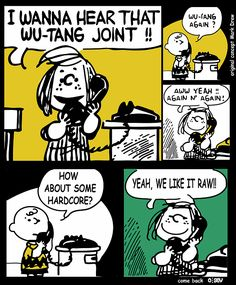 Charlie Brown pay his respects to the golden age of Hip Hop. Featuring Wu-Tang, Public Enemy, Biggie Smalls, Dre, Tim Dog, Snoop Dog....