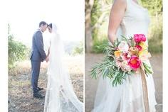 greg ross photography / dandelion + grey floral design
