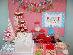 Winter Candyland Party | A to Zebra Celebrations#more-152#more-152