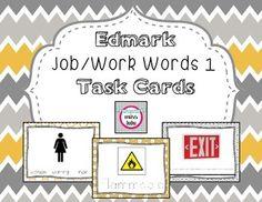 Grocery Words Edmark Reading Supplemental Materialsset 3  Edmark  Pinterest .