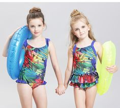 f2bd8f7845a Aliexpress.com : Buy Skirt Swimwear Girl One Piece Swimsuits Kids Girl  Sports Swimsuit for Child One Piece Bathing Suit Girls Lovely Bathing Suit  from ...