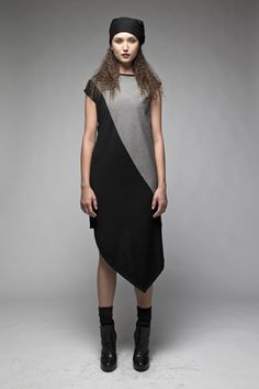Taylor 'Follow the line' collection, Winter 2013 www.taylorboutique.co.nz Taylor Boutique - Inclined Dress