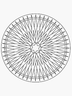 coloring page Mandala Christmas on Kids-n-Fun. Coloring pages of Mandala Christmas on Kids-n-Fun. More than coloring pages. At Kids-n-Fun you will always find the nicest coloring pages first! Pattern Coloring Pages, Cool Coloring Pages, Mandala Coloring Pages, Christmas Coloring Pages, Free Printable Coloring Pages, Adult Coloring Pages, Coloring Sheets, Coloring Books, Christmas Mandala