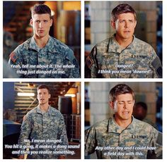 Enlisted.