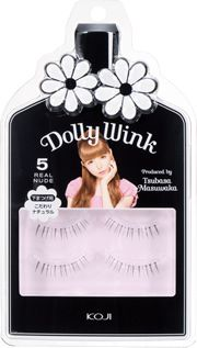 Dolly Wink False Eyelashes 05 Real Nude