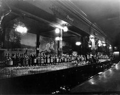12 Favorite San Francisco Bars That Are Long Gone (and the Good News) | Attitude Adjustment Hour Powell Street, San Francisco Tours, Mission District, Long Gone, Skid Row, North Beach, Union Square, Cool Bars, Back In The Day