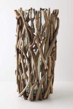 Driftwood Hurricane, Tall - anthropologie.com