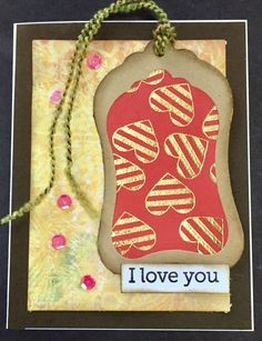 Tag card linked to these challenges: http://modsquadchallenge.com/let-see-texturize/ (heat embossed hearts); https://a2zscrapbookingblog.com/2017/02/01/a2z-scrapbooking-february-2017-challenge/ (used CL582); http://yournextstamp.com/blog/sketch-and-color-challenge-57-more-inspiration/; http://stamplorations.blogspot.com/2017/02/love-tagplorations-day-2.html; http://www.ablognamedhero.com/2017/02/febchallenge…