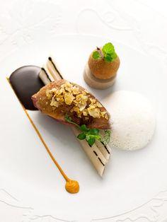 """""""L'art dans vos assiettes"""". Venez dresser et shooter comme un chef ! Photothèque – Philippe Etchebest – Site Officiel"""