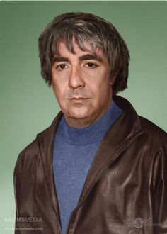 How Rock & Roll Legends Would Look If They Were Alive Today -Keith Moon