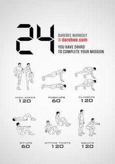 Commando workout workout pinterest wod workout workout and 24 workout malvernweather Images