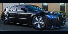 Blue   Dodge   Magnum   car gallery   Forgiato