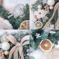 "leranel på Instagram: ""Details✨ #newyear #christmas #winter #snow #frosty #newyeardecor #silver #silverbirds #bird #lime #cotton #berries #pastel #flora…"" Christmas Wreaths, Table Decorations, Holiday Decor, Flowers, Home Decor, Decoration Home, Room Decor, Florals, Flower"