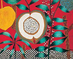 Genaro de Carvalho - Fruta Surface Pattern, Pattern Art, Adam And Eve, Nativity, Illustration Art, Tapestry, Knitting, Paper, Crochet
