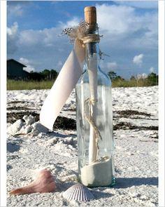 Message In A Bottle | Shop Josephs Cottage
