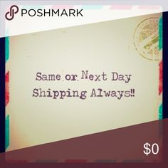 😊📦Please Read📦😊Make me an offer💖 Like something? Make an offer✔️👍🏻. Sorry no trade❌  10%off with 2 or more purchase✔️. Everything I have listed are like new or Gently used. All in very good condition.  Thanks for stopping by and all the love💖😊 xoxo 😘                                                                                                 💯P.S. I will ship out same day or next day~ Other