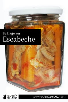 """""""Tu escabeche es impresionante"""" ¿Cómo lo preparás? http://pulperiaquilapan.com/?p=2344  El #escabeche es un excelente método de conservación cuya base de composición es el #vinagre."""