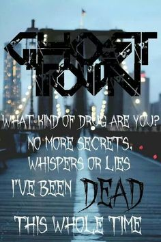 ghost town lyrics