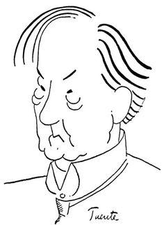 Antonio Machado, por Ricardo Fuente (1934)
