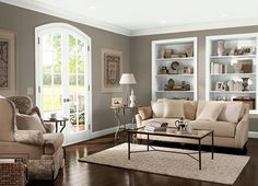 Behr Marquee Park Avenue In Living And Dining Room Paint ColorsBedroom