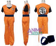 33413971 Goku Kama cosplay costume