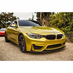 Introducing the #BMW Concept M4 Coupe—an embodiment of agility, dynamism and superior performance.