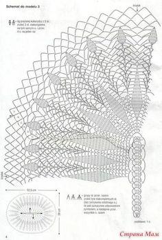 вязаные скатерти крючком со схемами и описанием: 26 тис. зображень знайдено в Яндекс.Зображеннях