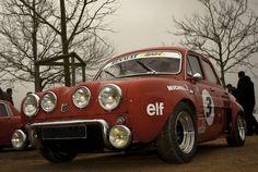 https://flic.kr/p/dZymep | Voitures de Sport Ambérieux 2013-02 | Renault Dauphine Gordini