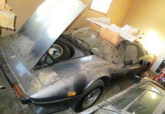 Exotic Barn Find: 1979 Ferrari 308 GTS - http://barnfinds.com/exotic-barn-find-1979-ferrari-308-gts/
