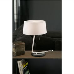 HOTEL, table lamp. Practical and functional