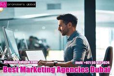 Promotion Companies, Online Marketing Companies, Dubai, Instrumental, Platforms, Success, Concept, Trends, Play