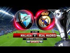 Malaga vs Real Madrid Full Match HD Highlights La Liga Game 2017