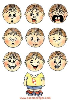 activites manuelles clsh – Page 4 - school outfits Emotions Preschool, Teaching Emotions, Emotions Activities, Preschool Learning Activities, Preschool Worksheets, Kids Learning, Feelings Games, Feelings And Emotions, Childhood Education