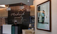 Madrid County by Pacifica Companies - Point of Purchase Marketing and Outdoor Advertising Design by Radiant media