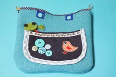 FabelHaft - Hüfttasche  von FROLLEIN NINIS BUNTE WELT auf DaWanda.com
