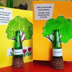 Environmental Education, Reggio, Earth Day, Preschool Activities, Montessori, Kindergarten, Crafts For Kids, Classroom, How To Plan