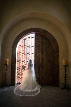 Chapel door. Tubac Resort Wedding Photography | Oz Visuals Blog