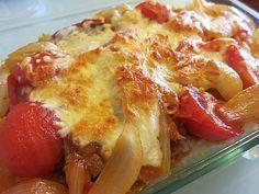 芝士鮮茄焗豬扒飯