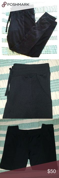 Linda Jogger Athletic Pants (Fabletics) Black Jogger pants from Fabletics. Brand new. Tried on once. Fabletics Pants Track Pants & Joggers
