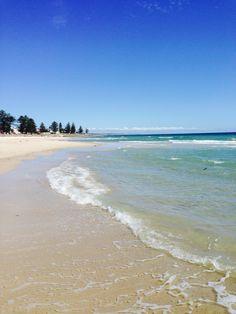 Glenelg Beach, South Australia ~ Sommerton Beach end.