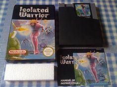 Isolated Warrior para Nintendo NES PAL Completo Versión Española