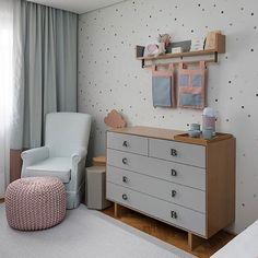 6 Year Old Boy Bedroom, Baby Bedroom, Gender Neutral Bedrooms, Nursery Window Treatments, Alphabet Wall Art, Nursery Inspiration, Dresser As Nightstand, Modern Bedroom, Modern Decor